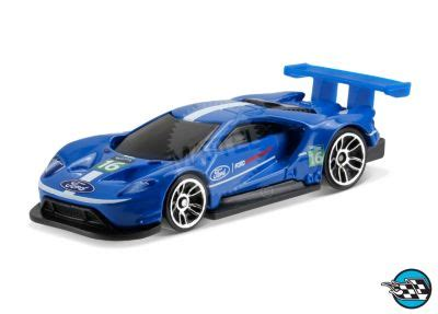 Hotwheels 2016 Ford Gt Race 2016 ford gt race wheels collectors