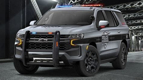 chevrolet tahoe police pursuit vehicle wallpapers