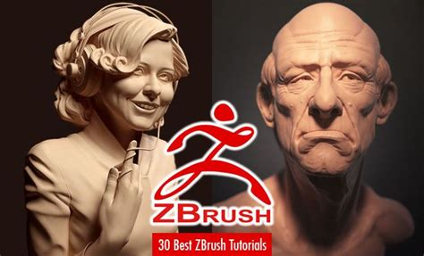 zbrush sculpting tutorial for beginners zbrush tutorial zbrush and training videos on pinterest