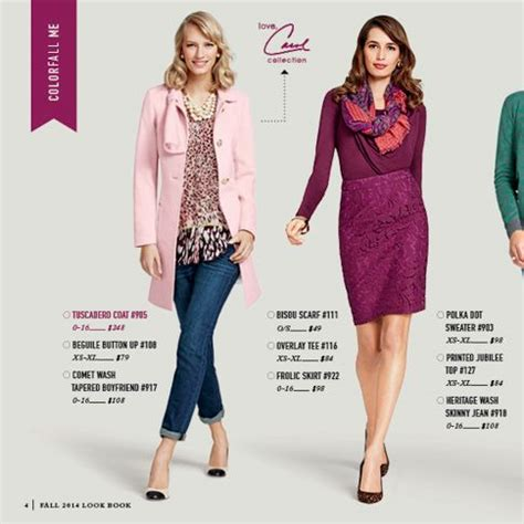 carol anderson by invitation spring 2015 carol by invitation fall 2015 cabi spring 2013 lookbook