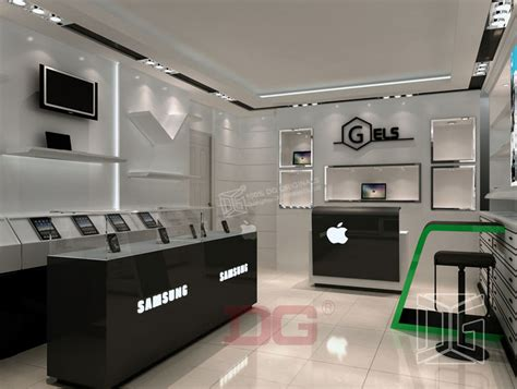 mobile shop el61 high end mobile shop furniture design guangzhou