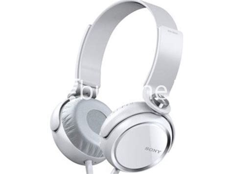 Headset Sony Bass Mdr Xb400 best deal sony mdr xb400 headphone with bass buyone lk shopping store send