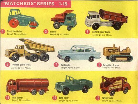 Hotwheels Reguler 8 matchbox lesney 1964 catalog regular wheels 1 2 3 6 7