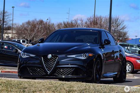 Alfa Romeo Giulia Usa by Alfa Romeo Giulia Quadrifoglio Is Gaining Popularity In