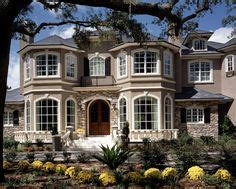 1000 Images About Turret Style Homes On Pinterest Dream Large European House Plans