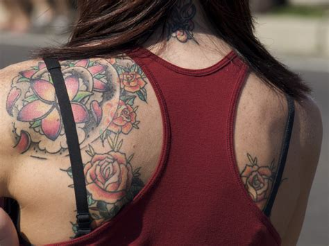 shoulder blade tattoos female 30 tattoos for on shoulder blade to impress someone