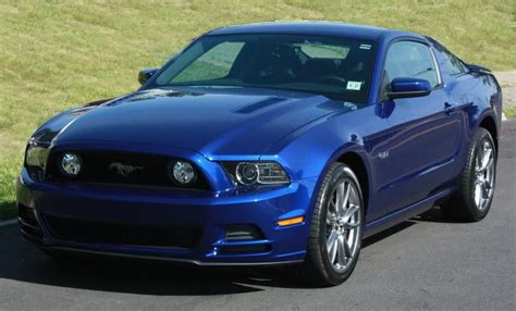 2014 mustang gt impact blue my 2013 impact blue gt the mustang source ford