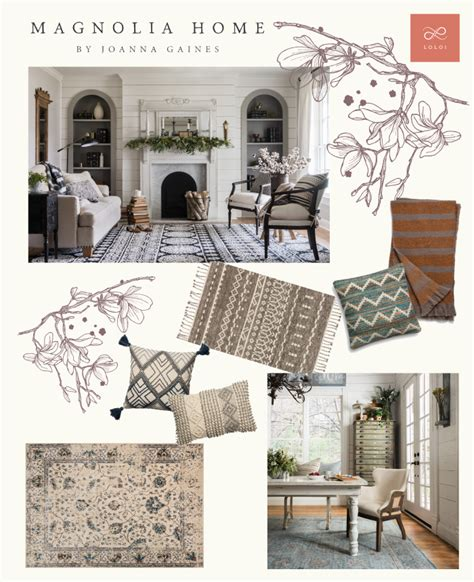 Joanna Gaines Living Room Rug This Loloi Launched Eight New Rug Collections