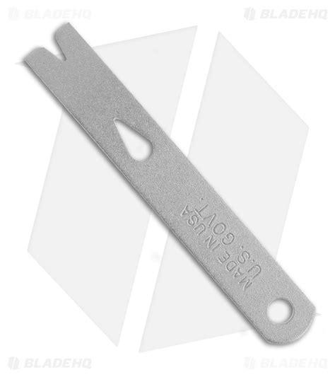 titanium pry bar titanium micro widgy pry bar 3 quot blade hq