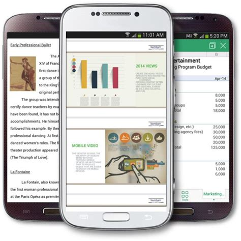kingsoft office for mobile kingsoft wps office for android 6 0app review central