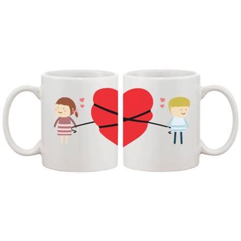 design mug couple love connecting couple mugs cute graphic design ceramic