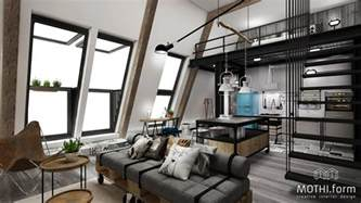 Loft Design 7 Inspirational Loft Interiors