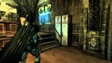 arkham asylum secret room the greatest easter eggs