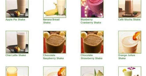 Shake H E R B A L I F E Paket Sehat Ceria b e r m u l a n y a h i d u p k u pelbagai resepi shake