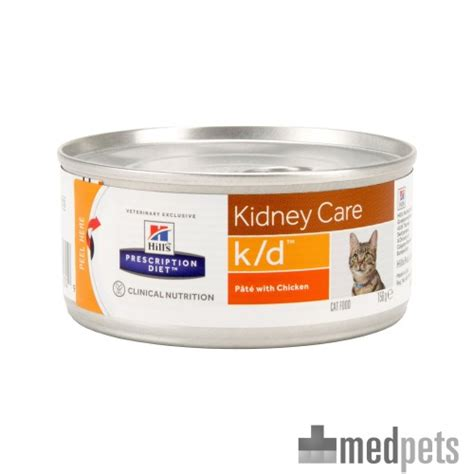 kidney care food hill s k d feline prescription diet bestellen