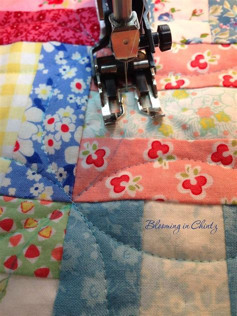 Can You Quilt Without A Walking Foot by 17 Mejores Ideas Sobre Walking Foot Quilting En