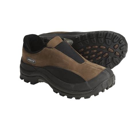 baffin seattle winter shoes insulated slip ons for