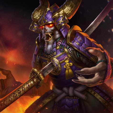 Iphone 55s66s66s Devilcase Skin Iron Samurai update 3 2 notes dominate enemies in light shadow forms with malene vainglory