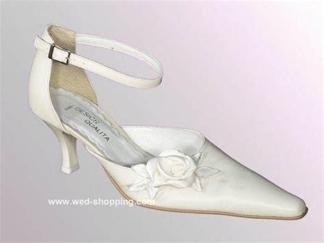 Weiße Brautschuhe Günstig by Hochzeitsschuhe Leder