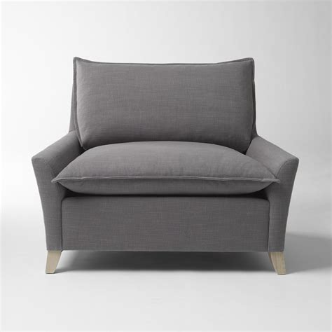 bliss chair    west elm au