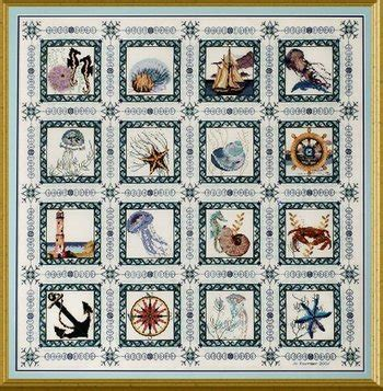 Cross Stitch Quilt Patterns by Quilts Cross Stitch Patterns Kits 123stitch
