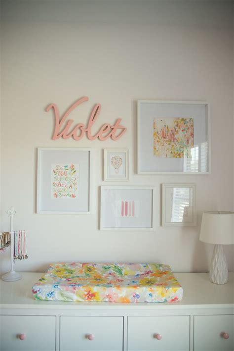 Nursery Wall Decor Pinterest Delectable 60 Nursery Wall Decor Inspiration Of Best 25 Nursery Wall Decor Ideas On Pinterest