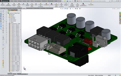 Solidworks introduction to eagle create solidworks 3d model from
