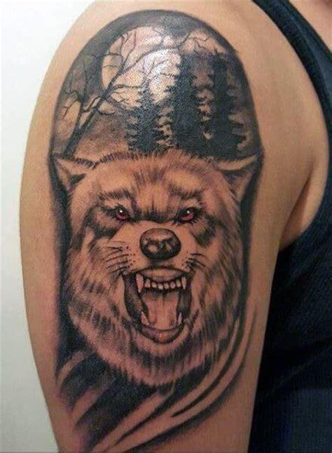130 best wolf tattoo designs for men amp women 2018