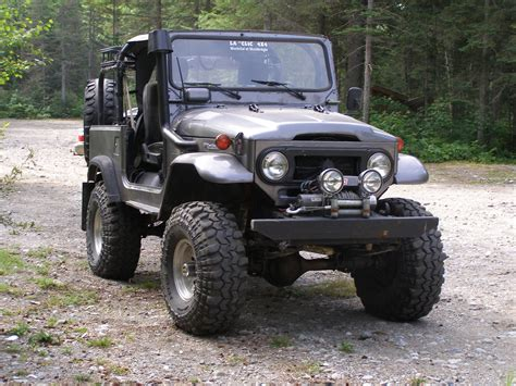 1980s Toyota Land Cruiser 1980 Toyota Land Cruiser Cars Wallpapers And Pictures Car