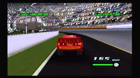 cars motor speedway of the south let s play cars 7 motor speedway of the south