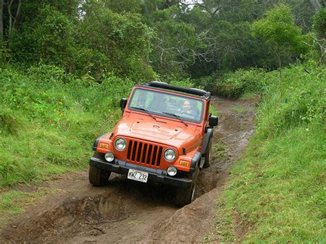 Jeep Rental Kauai Should I Rent A 2 Door Or 4 Door Jeep Kauai Jeeps