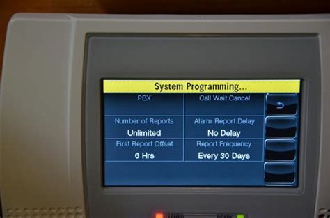 honeywell lynx touch contacting adt problems