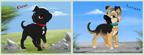 puppy creator link n coal puppy maker by sleepingdeadgirl on deviantart