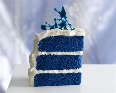 Wedding Cake Blue by America Chooses Betty Crocker S Something Blue For Royal