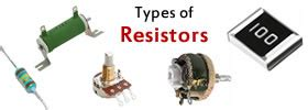 types of resistors physics physics