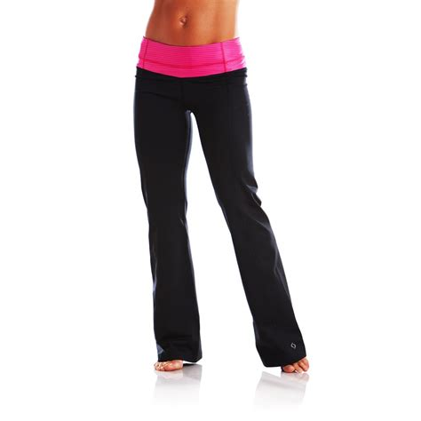 Moving Comfort Flow Womens Training Pants Shimmer Stripe