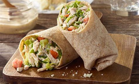Wich Of The Week Chicken Caesar Wraps by 5 Meals For 30 At Shoprite Week Ending 9 17 16