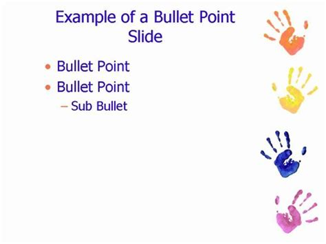 powerpoint templates free download hands hands template