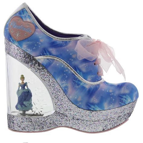 cinderella sneakers irregular choice cinderella call me cinders womens wedge