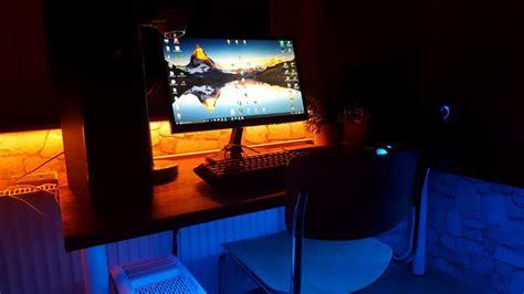 Schreibtische Gaming by Pc Gamer Schreibtisch Saigonford Info