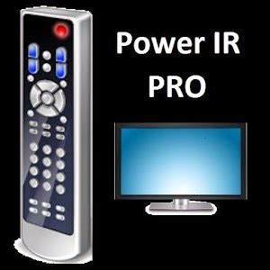 power pro apk power ir universal remote pro apk indir 2 36 android program indir program