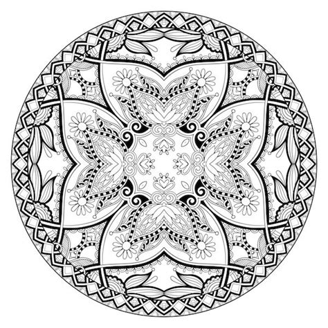 meditative mandala menagerie an advanced coloring book books m 225 s de 100 dibujos de mandalas para imprimir y colorear
