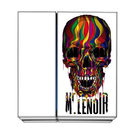 One Skull Logo Samsung Galaxy S6 Edge Custom Cover skull mrlenoir ps4 sony skin