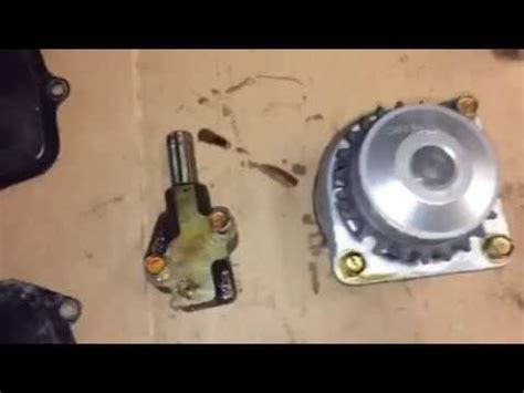 how to change water pump on a 1995 1995 2001 nissan maxima replace water pump youtube