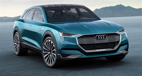 audi s electric suv to be simply e