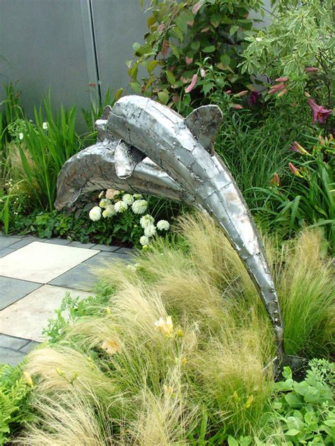 Flower Garden Statues Hton Court Flower Show Picture Gallery 3