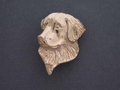 golden retriever skull originals by omar custom jewelry