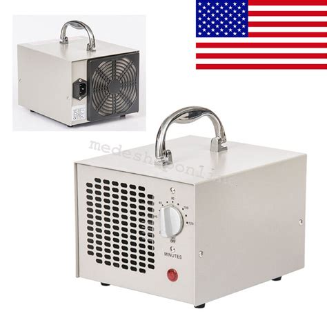 commercial industrial ozone generator air purifier mold mildew smoke odor 3500mg 640671028882 ebay