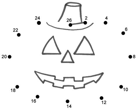 halloween coloring pages connect dots pumpkin or jack o lantern connect the dots count by 2 s