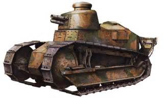 Renault Ft 17 Tank Renault Ft17 Vehicles